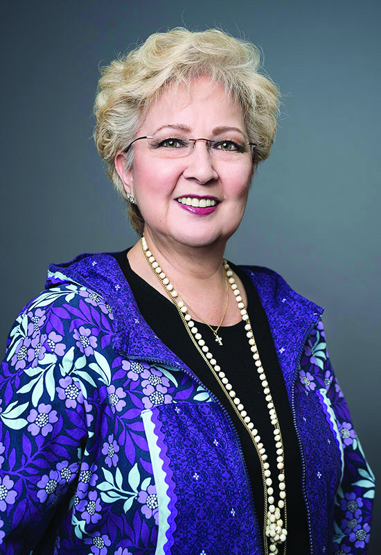 Picture of Gail R. Schubert - President and CEO of the Bering Straits Native Corporation