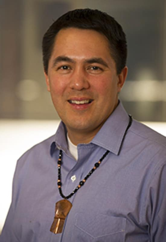 Picture of Anthony Mallot - President and CEO of the Sealaska Corporation