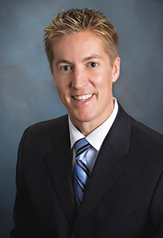 Picture of Thomas Mack - President and CEO of the Aleut Corporation