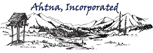 Ahtna, Incorporated Logo