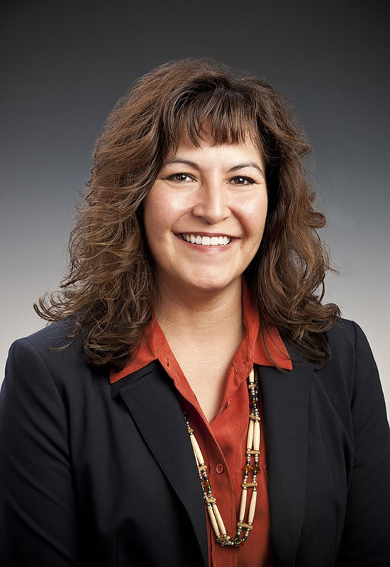 Picture of Michelle Anderson - President and CEO of the Ahtna, Incorporated